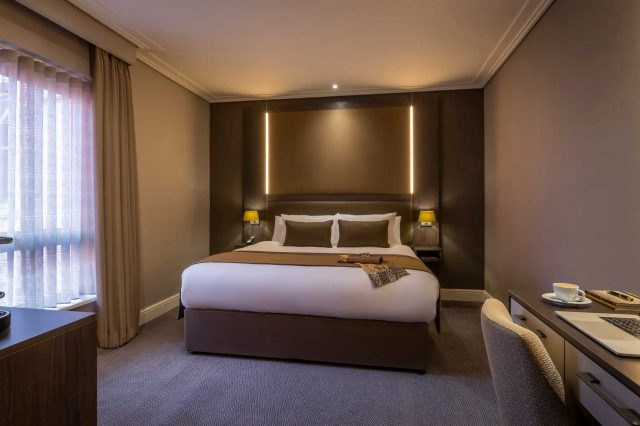 Rooms: Hotel In Dublin City Centre Near O'Connell St.